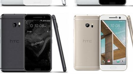 ما هي الألوان التي سيتوفر بها جهاز HTC 10 ؟