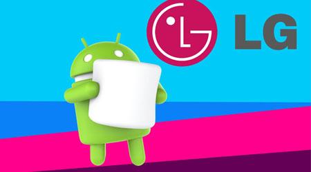 أجهزة LG V10 و LG G Stylo يبدآن بالحصول على الأندرويد 6.0