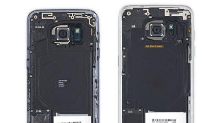 تقرير: صعب جدا إصلاح الجهازين جالكسي S7 وادج S7