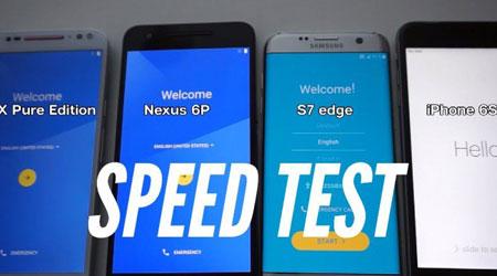 Photo of فيديو: ايفون 6s بلس يتفوق على جالكسي S7 ادج – اختبار السرعة