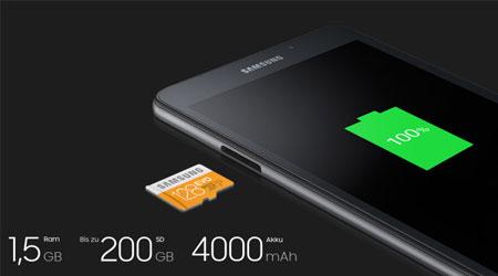 Photo of رسميا: سامسونج تكشف عن لوحي Galaxy Tab A نسخة 2016