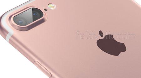 صور مسربة: الأيفون 7 و 7 بلس مع كاميرا مزدوجة وتصميم نحيف