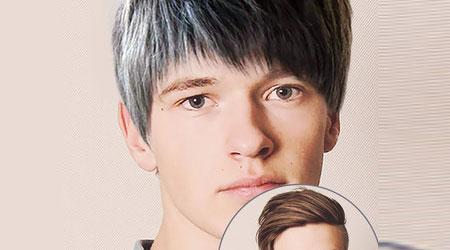 تطبيق Insta Hair Style Salon للعبث وتغيير لون الشعر وشكله