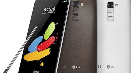 شركة LG تعلن عن جهاز Stylus 2 مع راديو DAB+