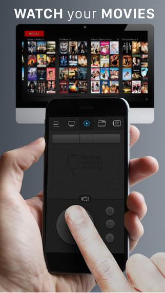 تطبيق Remote Mouse for Mac للتحكم في جهاز الماك بواسطة الأيفون
