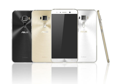 تسريب صور جهاز Asus ZenFone 3 القادم قريبا