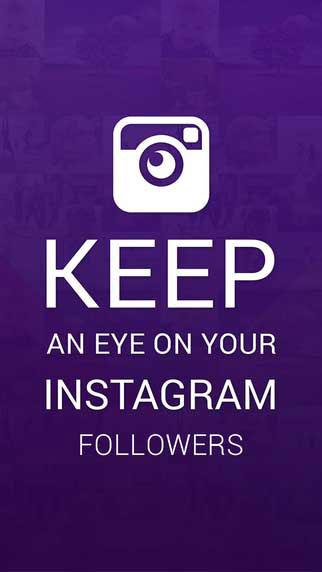 تطبيق Who Follow لمعرفة من قام بإلغاء أو متابعتك في انستغرام