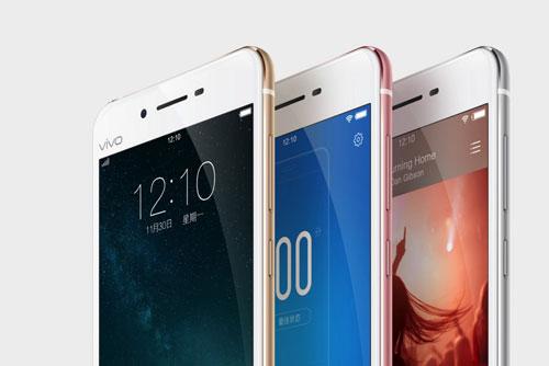 الإعلان رسميا عن Vivo X6S و X6S Plus - تصميم مميز