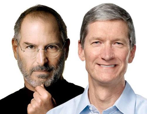 آبل بين ستيف جوبز وتيم كوك - هل أصبحت أقوى أم أضعف ؟