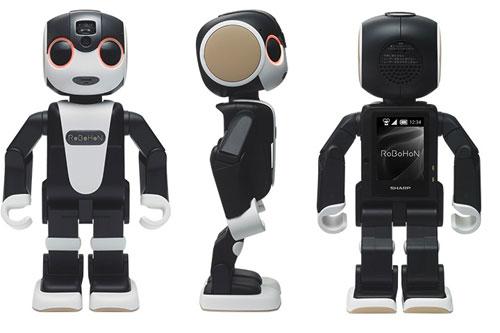 شركة sharp تقوم بالكشف عن RoBoHoN - هاتف ذكي على شكل روبوت
