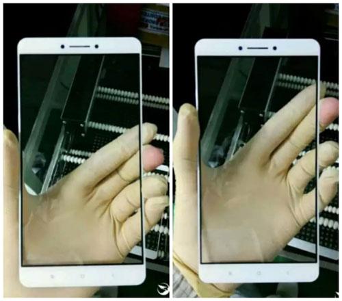 تسريب صورة شاشة جهاز Xiaomi Max ذو مقاس 6.4 إنش