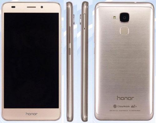 تسريب صور وتفاصيل جهاز Honor 5C - تصميم معدني