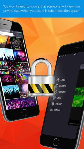 تطبيق Secret Photos Pro لحماية صورك الخاصة