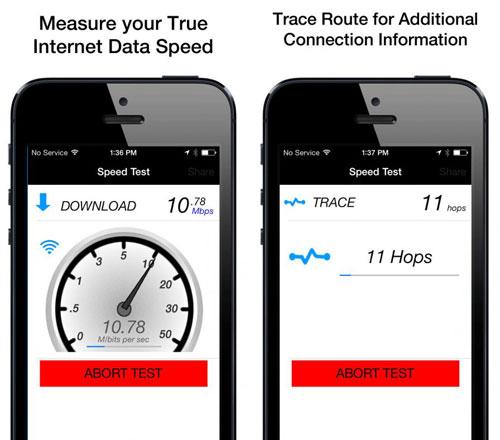 تطبيق Speed Test Pro لقياس سرعة الانترنت - مجانا لوقت محدود تطبيق Speed Test Pro لقياس سرعة الانترنت