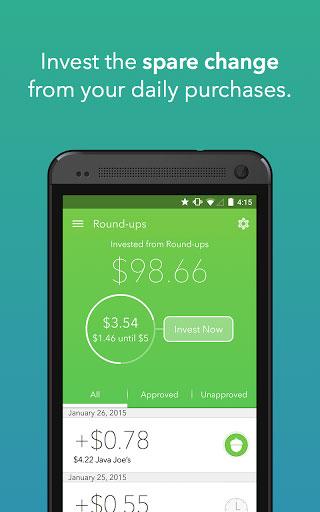 تطبيق Acorns لمتابعة مصاريفك بدقة مع دعم الساعات الذكية