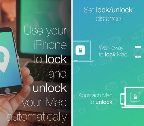 تطبيق Near Lock لفتح وغلق أجهزة الماك