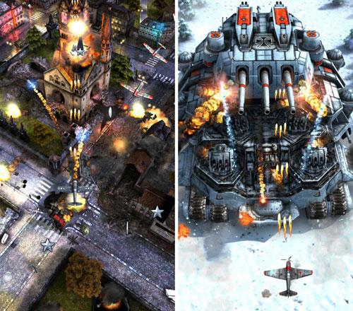 لعبة AirAttack 2 الكلاسيكية بعرض مميز