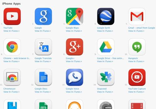 اختيار التطبيقات الافتراضية بدلا عن التطبيقات الرئيسية