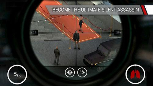 لعبة Hitman: Sniper المميزة تحصل على عرض رائع