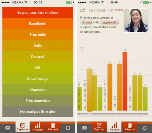 تطبيق iMoodJournal لتسجيل ملاحظاتك ومذكراتك اليومية
