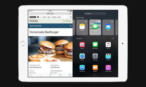 إعادة ضبط مفهوم تعدد المهام في أجهزة iPad