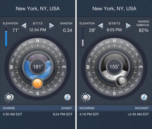 تطبيق Focalware لمعرفة حالة الطقس
