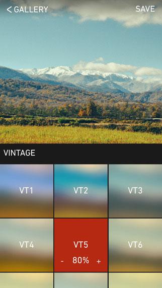تطبيق Top Camera 2 لالتقاط الصور وتحريرها باحترافية