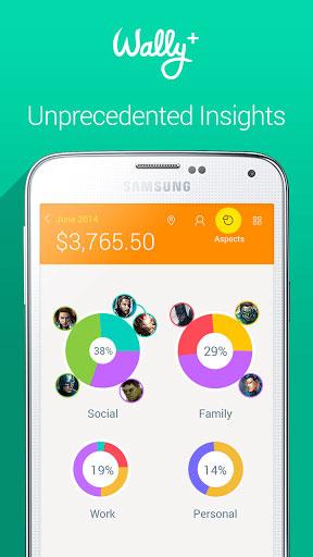 تطبيق Wally+ الاحترافي لإدارة أموالك