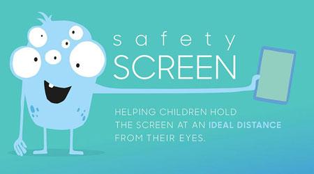 Photo of سامسونج تطلق تطبيق Safety Screen لحماية عيون أطفالكم