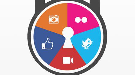 صورة تطبيق رائع لقفل التطبيقات والبرامج الخاصة بالشبكات الاجتماعية برقم سري – مجاني ومطلوب