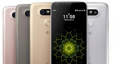 صورة تسريب بعض المزايا التقنية لجهاز LG G5 SE