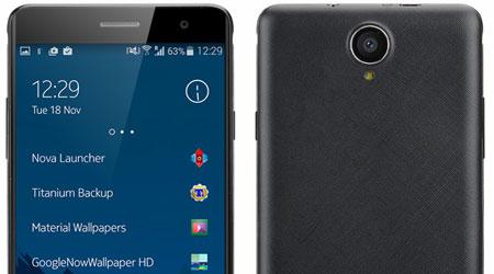 تسريب صورة ومواصفات جهاز Nokia A1 بنظام الأندرويد