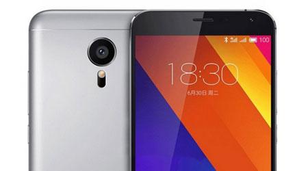 صورة شركة Meizu تعلن بشكل صامت عن جهازها Meizu MX5e
