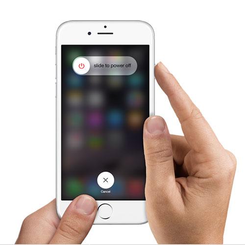 تلميحة: منذ متى لم تقم بإطفاء أو إعادة تشغيل هاتفك ؟