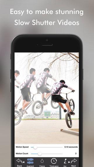 تطبيق Magic Movement Camera لتسريع الفيديو والتصوير البطيء - مجاني لوقت محدود ! تطبيق Magic Movement Camera لتسريع الفيديو والتصوير البطيء - مجاني لوقت محدود !