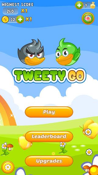 لعبة Tweety Go الكلاسيمية والممتعة متوفرة الآن للأيفون والآيباد