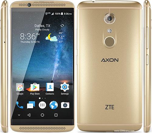 الإعلان رسميا عن هاتف ZTE Axon 7 - تصميم مذهل ومزايا رائعة