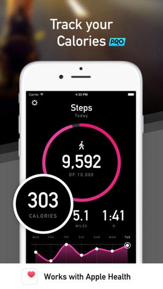 طبيق StepsApp لمتابعة نشاطاتك الرياضية اليومية بدقة