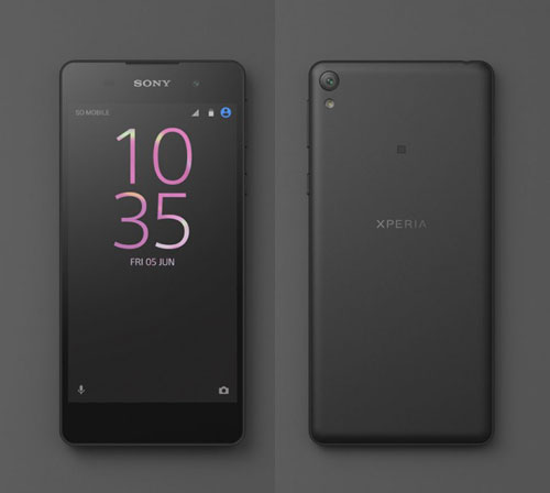 سوني تستعد للكشف عن جهاز Xperia E5 الشهر القادم