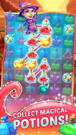 لعبة Hocus Puzzle لمحبي الألغاز والتحدي مع الرسوميات الجميلة