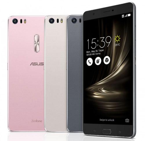 أسوس تعلن رسميا عن هاتف ZenFone 3 بثلاث نسخ مختلفة