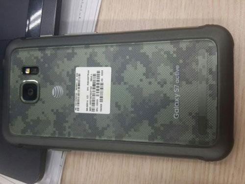 تسريب صور جهاز سامسونج القادم جالكسي S7 Active