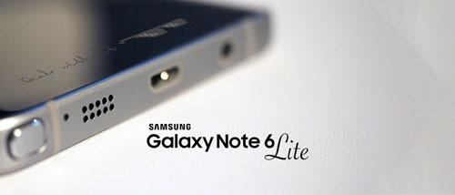 تسريب - سامسونج ستطلق جهاز جالكسي نوت 6 بنسخة Lite