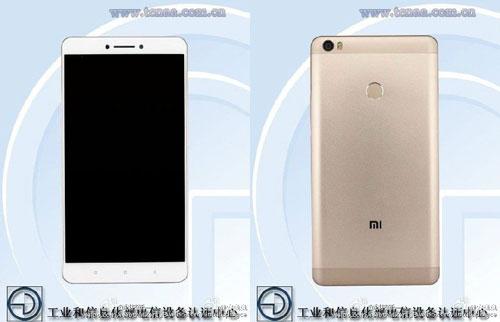 جهاز Xiaomi Mi Max يحصل على موافقة التسويق