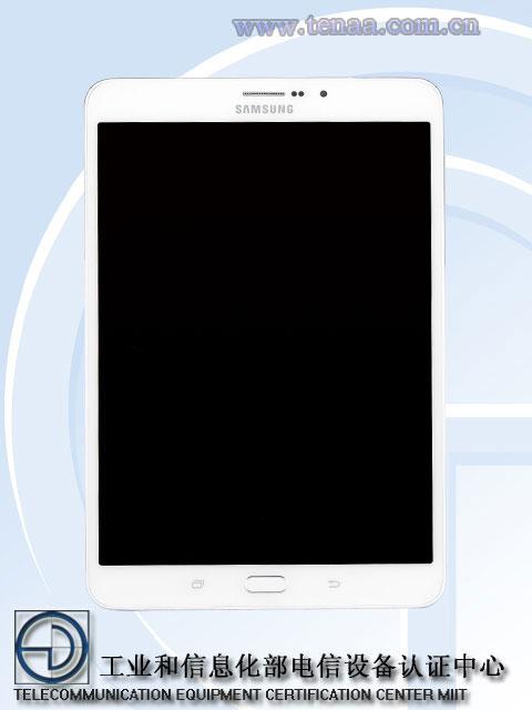 سامسونج ستعلن عن الجهاز اللوحي جالكسي تاب S3 8.0 قريبا