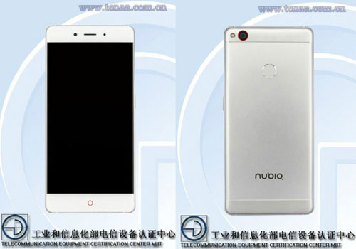 شركة ZTE تستعد للكشف عن Nubia Z11 وZ11 Max