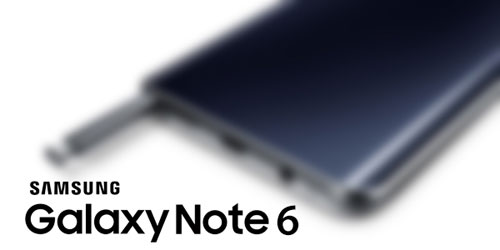 تسريب - سامسونج ستعلن عن جهاز Galaxy Note 6 في شهر أغسطس