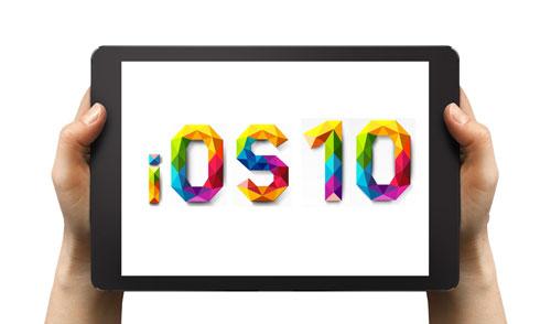 الإصدار iOS 10 - ما هي ال- 5 أمور التي يجب أن تعرفها حوله ؟