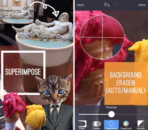 تطبيق LayerPic Pro الاحترافي لتحرير الصور