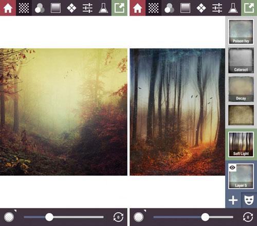 تطبيق Stackables لتحويل صورك للوحات فنية مميزة